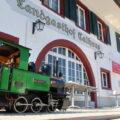 30. August 2020: Eröffnung Dampfbahn Talhaus