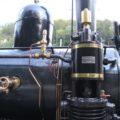 Kessel-Druckprobe erfolgt und Lok technisch abgenommen