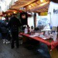 Der Verein VDWB am Waldenburger Weihnachtsmarkt